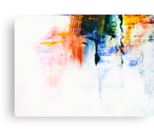 The Sum of 4...Rebirth Canvas Print