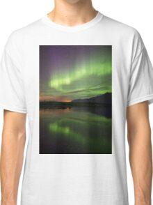 Aurora Borealis Reflections Classic T-Shirt