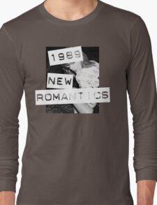 new romantics Long Sleeve T-Shirt