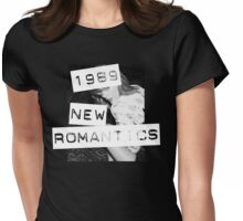 new romantics Womens Fitted T-Shirt