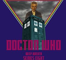 Doctor Who 60's Style by NunoFernandes