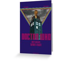 Doctor Who 60's Style Greeting Card