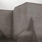 Ranchos de Taos Church at Dawn - NM by Lisa Blair