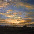 Utrecht Sunset by Cameron Hampton