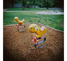 Playground Photographic Print