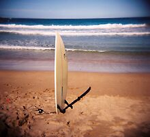Surfboard by Steve Lovegrove