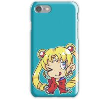 Tee heee! iPhone Case/Skin