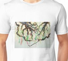 Branches with blossoms Unisex T-Shirt