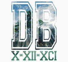 DB_X-XII-XCI Baby Tee