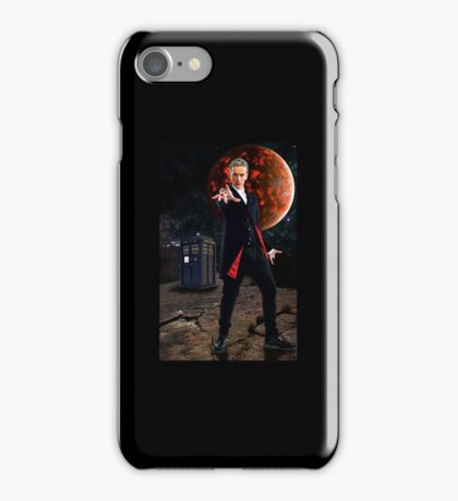 Doctor Who: Finding Gallifrey iPhone Case/Skin