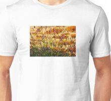 Lavender Flowers Unisex T-Shirt