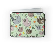 Sloth Party Laptop Sleeve