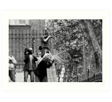 photographers Art Print