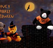 Spooky Friends by L J Fraser