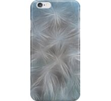 Seeded Dandelion - Soft Sketch iPhone Case/Skin