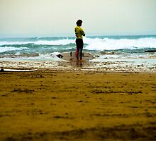 Pro Surfer Jordy Smith by Razorgrass