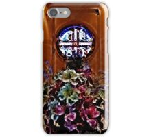 Aged Flowers and Glass iPhone Case/Skin