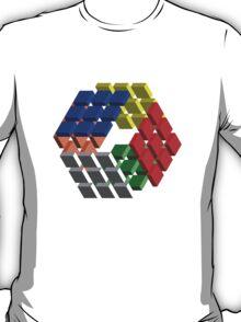Hex Rubik's T-Shirt