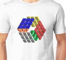 Hex Rubik's Unisex T-Shirt