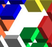 Hex Rubik's Sticker