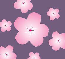 Cherry Blossom (Purple) by xKireiDesigns