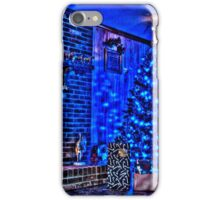 HDR - Christmas Scene with Presents iPhone Case/Skin