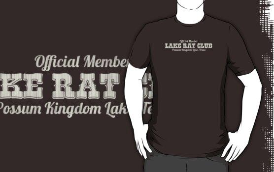 Lake Rat Club - Dark by [original geek*] clothing