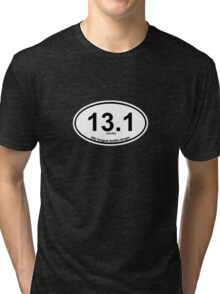13.1 My longest Netflix binge Tri-blend T-Shirt