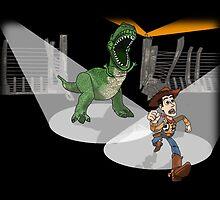 Rexs Rage by Shy-Guy