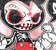 Day of the Dead Mouse! Sticker