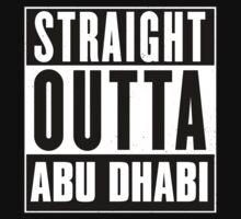 Straight outta Abu Dhabi! by tsekbek