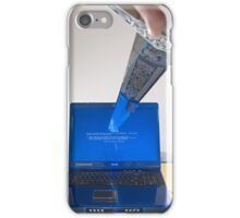 Ancient Solution to a Modern Problem iPhone Case/Skin