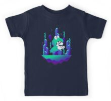 Underwater World Kids Tee