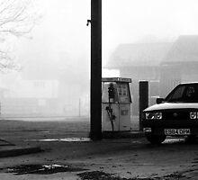 Out of Gas by Luke Stevens