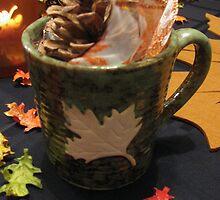Mug of Autumn by Sarah Trent