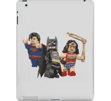 Pixel Super Heroes Lego  iPad Case/Skin