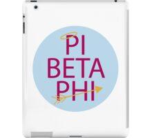 Pi Phi Halo and Arrow iPad Case/Skin