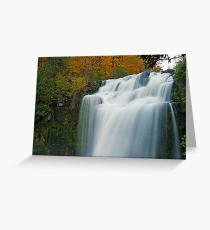 Over the Edge Greeting Card