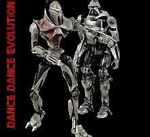 Dance Dance Evolution by BSG-C-Rebels