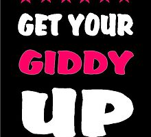 Get your giddy up by MuleSense