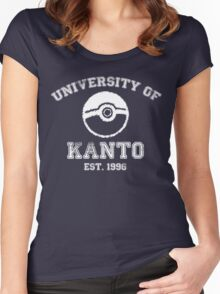 University of Kanto Women's Fitted Scoop T-Shirt