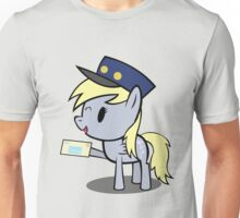A Paper Derpy Delivery Unisex T-Shirt