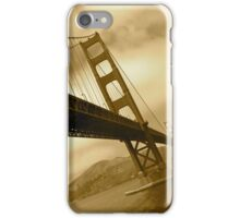 Golden Gate iPhone Case/Skin