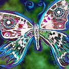 Butterly 3 by Meg Ackerman