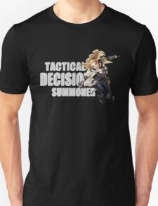 Lux - Tactical Decision Summoner - League of Legends T-Shirt