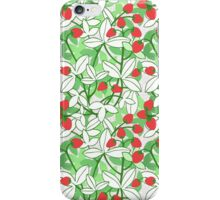 Summer Strawberry Fruits Pattern iPhone Case/Skin