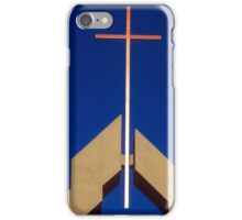 Cross and Sky iPhone Case/Skin