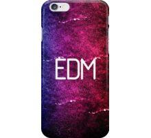 EDM iPhone Case/Skin
