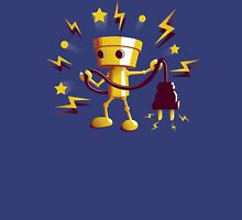 Gold Robo Buddy Unisex T-Shirt