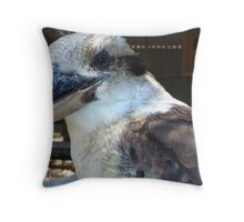 Keeping an eye on you ...  Throw Pillow